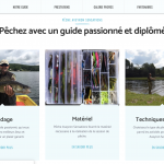 LastShore developed a low cost website for a highly trained fisherman