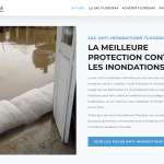 LastShore takes care of Floodsax website